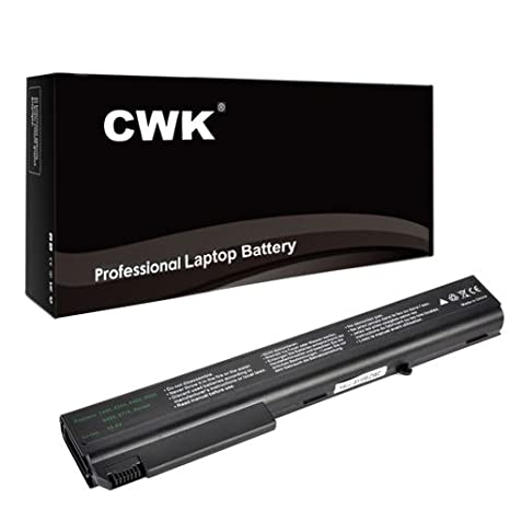 CWK New Replacement Laptop Notebook Battery for HP Compaq NX7300 NX7400 HSTNN-OB06 8510w NX