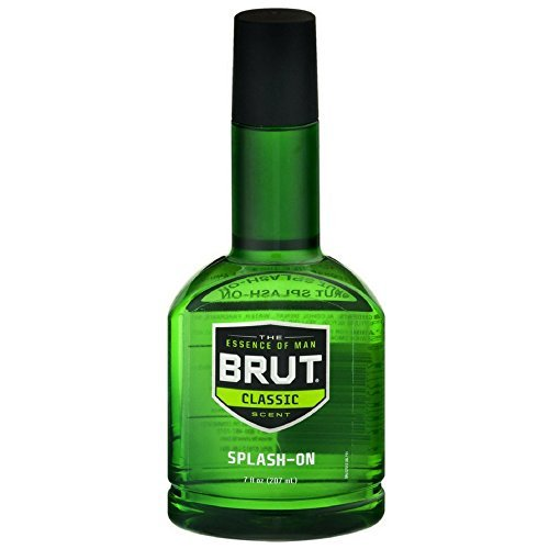 BRUT Splash-On Classic Scent 7 oz (Pack of 2)