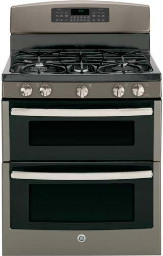 ge double oven gas - 9
