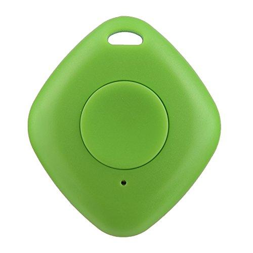 Smart Bluetooth Tracer Pet Child Wallet Key GPS Locator Tag Alarm(Green) - 6