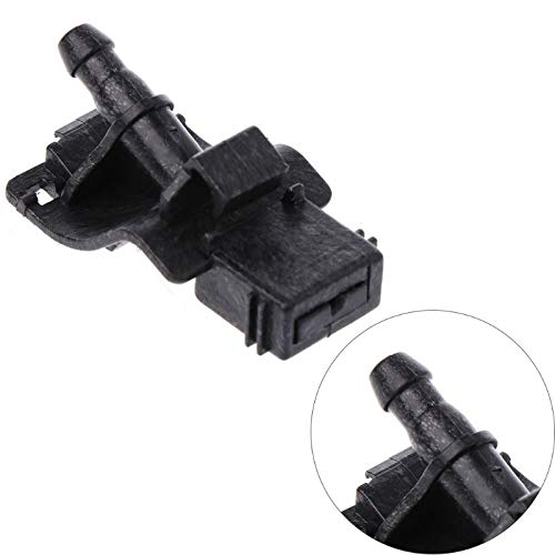 eGang/Auto New Wiper Washer Windshield Check Valve 85321-28020 For Toyotas Tundras Corollas Lands Cruisers Lexuss LS600h LX570 Scion tC 2007 2008 2009 2010 2011 2012 2013 2014 2015 2016
