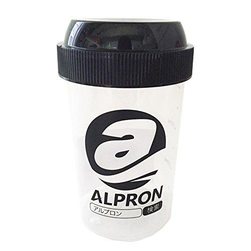 叫び声高さ上にアルプロン プロテインシェイカー 300ml 1個