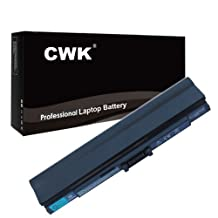 CWK® New Replacement Laptop Notebook Battery for Acer Aspire UM09E70 UM09E71 UM09E78 Acer Aspire One 521 521h AO521 AO521 752 752h 1500 1520 1610 1620 Acer Aspire One 752 752H 521 521h AO521h UM09E56 UM09E70 UM09E75 Gateway EC1433u EC1458u EC1437u EC14D07u EC1417h EC1409u ZH7 EC1803U EC1805U Gateway ZH7 EC1437u EC14D07u EC1417h EC1409u EC1440u EC1454 EC1454u EC1455u EC1433u EC1458u ZH7 UM09E36
