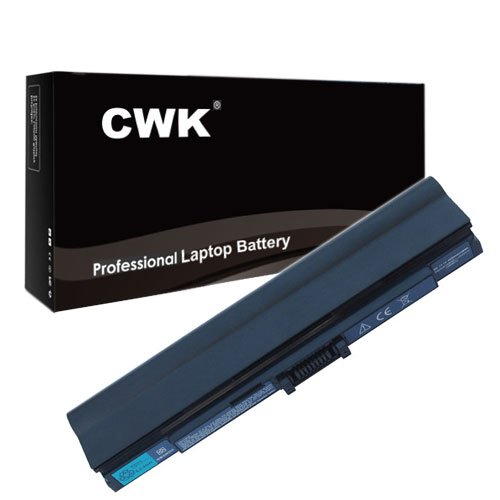 CWK New Replacement Laptop Notebook Battery for Acer Aspire UM09E70 UM09E71 UM09E78 Acer Aspire One 521 521h AO521 AO521 752 752h 1500 1520 1610 1620 Acer Aspire One 752 752H 521 521h AO521h UM09E56 UM09E70 UM09E75 Gateway EC1433u EC1458u EC1437u EC14D07u EC1417h EC1409u ZH7 EC1803U EC1805U Gateway ZH7 EC1437u EC14D07u EC1417h EC1409u EC1440u EC1454 EC1454u EC1455u EC1433u EC1458u ZH7 UM09E36