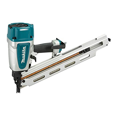 "Makita AN924 21º Full Round Head 3-1/2"" Framing Nailer"