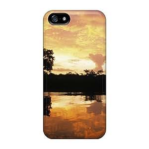 Cute Appearance Cover/tpu HDZEgpT8286WAtXq Dramatic Sunset Case For Iphone 5/5s