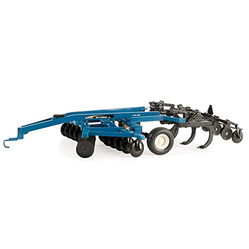 die cast new holland tractor - 5
