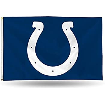 NFL Indianapolis Colts 3-Foot by...