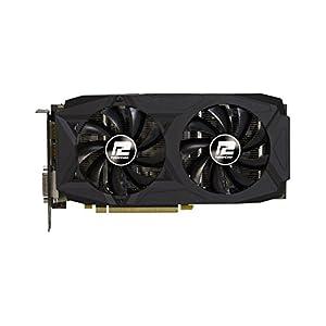 PowerColor AMD Radeon RED Dragon RX 580 8GB GDDR5 1xDL DVI-D/1 x HDMI/3 x DisplayPort Graphics Card(AXRX 580 8GBD5…