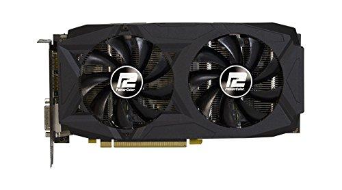 عروض PowerColor AMD Radeon RED Dragon RX 580 8GB GDDR5 1 x DL DVI-D / 1 x HDMI / 3 x DisplayPort Graphics Card (AXRX 580 8GBD5-3DHDV2/OC )