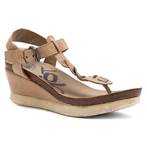 geniue stockist sale online Inexpensive cheap online OTBT Women's Graceville Wedge Sandal Stone cheap under $60 new arrival sale online 7q3ug9qPFg