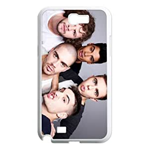 The-Wanted Samsung Galaxy N2 7100 Cell Phone Case White g1857758