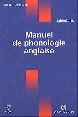 Manuel de phonologie anglaise CAPES-Agrégation Cned Colin Lang: Amazon.es: Michel Viel: Libros en idiomas extranjeros