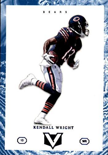 2017 Panini Vertex Quartz Football #62 Kendall Wright SER/99 Chicago Bears Official NFL Trading Cards