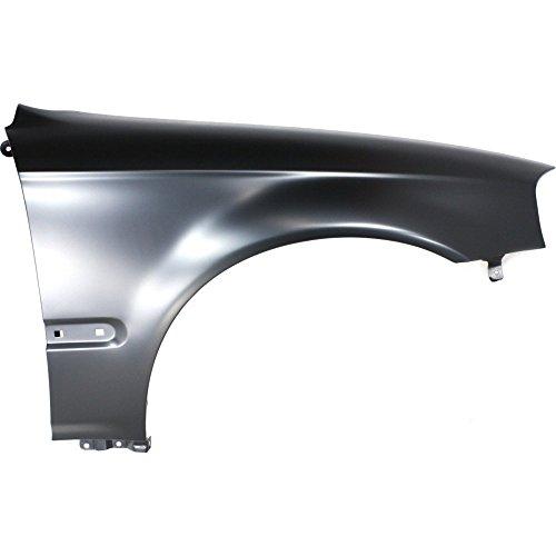 Evan-Fischer EVA16972012099 Fender for Honda Civic 99-00 RH Front Right Side -