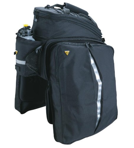Topeak Velcro Strap Version Dxp Trunk Bag with Rigid Molded Panels
