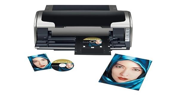 Epson Stylus Photo R1800 Impresora de Foto Inyección de ...