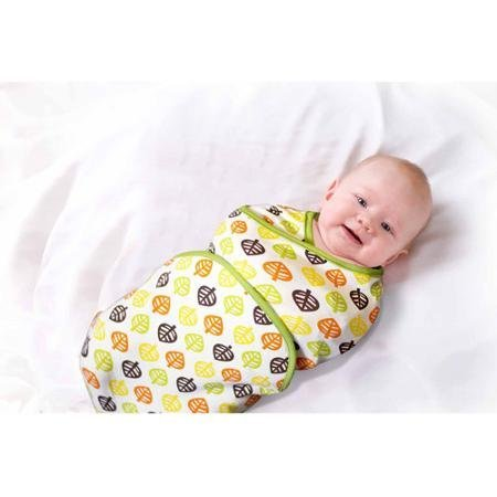 - Bananafish Studio Swaddler, 2-Pack, Leaf