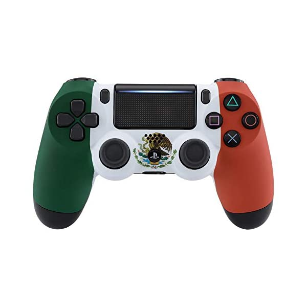 Mexico Playstation 4 PS4 Dual Shock 4 Wireless Custom Controller 1