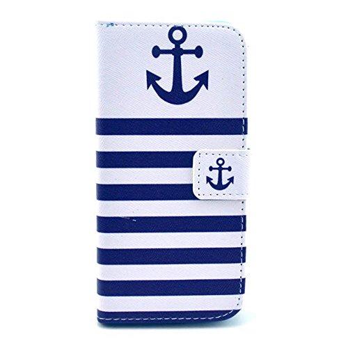 Painting Art Design Beutel PU Leder Stehen Flip Schutzhülle Hülle Tasche Schale Case Cover für Apple iPhone 6 4.7 Zoll (28#)