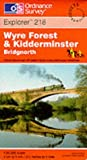 Kidderminster and Wyre Forest (Explorer Maps)