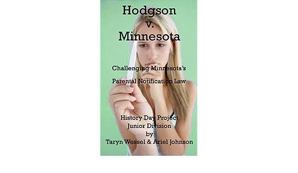 Hodgson v. State of Minn., F. Supp. (D. Minn. ) :: Justia