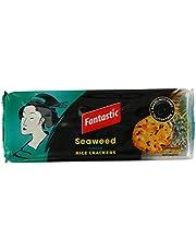 Fantastic Rice Crackers Seaweed, 100 g
