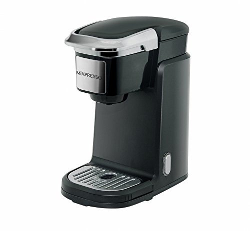 Single Cup Machine – Compatible With K-Cups – by Mixpresso Coffee