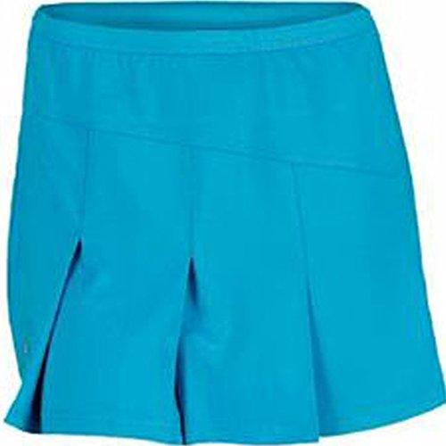 Bolle Women's Midnight Pleated Tennis Skirt Aqua