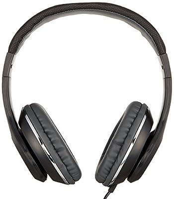 Ausdom F01 Over-Ear Stereo Earphone/ Headphone for PC MP3 MP4 iPod iPhone iPad Tablet