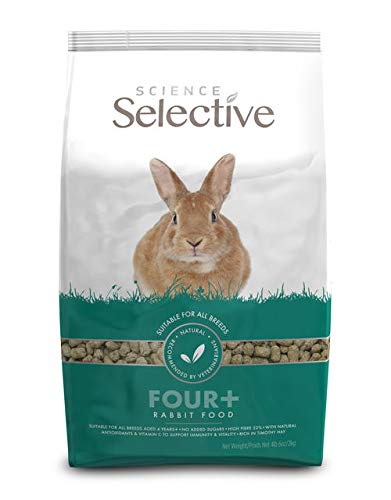 Image of Supreme Petfoods Science Selective Food For 4 Plus Years Old Rabbit, 4.4 Lb