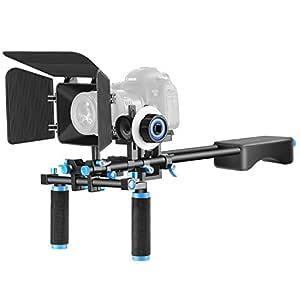Neewer Sistema de Vídeo Película Haciendo Kit para Canon,Nikon ...