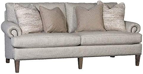 Amazon.com: Chelsea Home Sofa in Malibu Silver: Kitchen & Dining