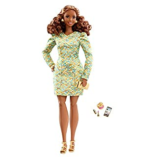 Barbie The Look Metallic Mini Doll