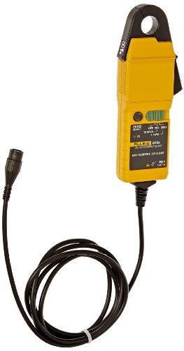 Fluke I310S AC/DC Current Probe, +/-100mA Resolution, 300V AC/ DC Voltage, 450A DC, 300A AC rms Current by Fluke