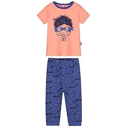 74 cm 9 mois Taille Pyjama b/éb/é 2 pi/èces Super Hero