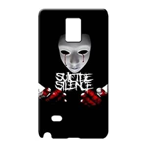 samsung note 4 covers protection Hard New Snap-on case cover phone carrying cover skin suicide silence