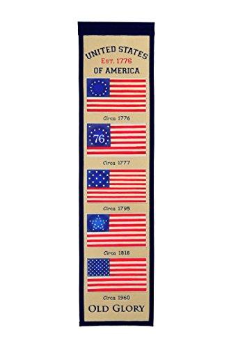 Winning Streak American Flag Old Glory Heritage Banner -