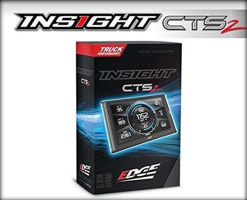 Wild Diesel Edge Products CTS2 Insight Monitor with EAS Device//Promo