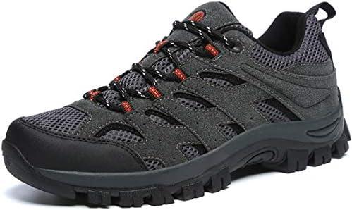 トレッキングシューズ メンズ レディース 防滑 登山靴 通気性 耐磨耗 軽量 アウトドア ハイキングシューズ 男女兼用
