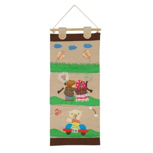 Ivory/Wall Hanging/Wall Pocket/Hanging Baskets/Wall Organiz