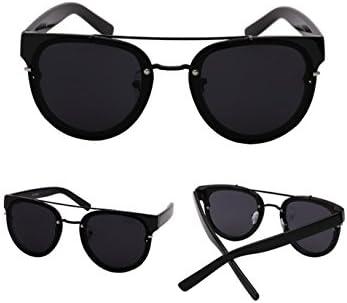 Gafas de sol Gafas de sol mujer / cara redonda grandes gafas ...