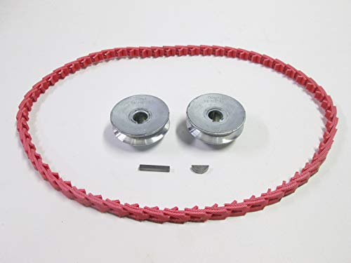 Craftsman Table Saw Belt & Pulley Kit with 2 1/2