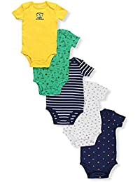 Baby Boys' Multi-pk Bodysuits 126g402