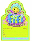 Fifi And The Flowertots Invitations (20pk) by Fifi & The Flowertots