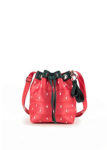 Seat Belt Bag Mini (Harveys Seatbelt Bag Women's Mini Bucket Strawberry Fields One Size)