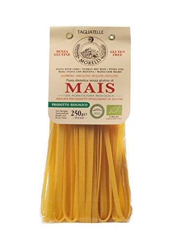 Morelli Pasta Factory - BIO Gluten Free Tagliatelle with Corn - gr. 250 x 16