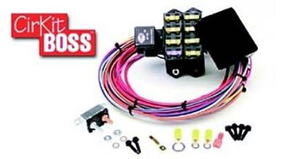 amazon com painless wiring 70217 cirkit boss aux fuse blok automotive rh amazon com Electrical Panel Car Fuse Box