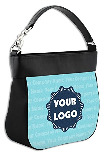 Leather Name Logo Front amp; Trim Company Personalized Back amp; w Hobo Purse Genuine E0Z0g