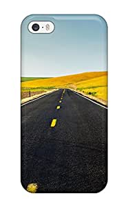 Stacey E. Parks's Shop MarvinDGarcia Case Cover Protector Specially Made For Iphone 5/5s Road